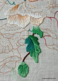Embroidery and needlework pattern@Af's 25/2/13