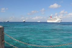 Carnival Cruise to Jamaica, Cayman Islands, and Cozemel
