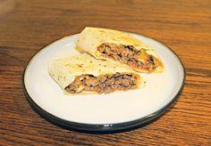 ¿Te apetece preparar unos burritos fáciles y muy muy sanos? Con esta receta tan sencilla los tendrás listos en un periquete, además están de lo más jugosos