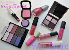 Top 10 Ways to Get Radiant With Orchid from Blushing Noir
