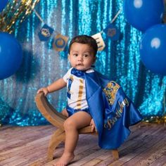 corona de principe Personalized First Birthday Outfit Boy Prince birthday First Birthday Outfits Boy, 1st Boy Birthday, First Birthday Parties, First Birthdays, Prince Birthday, Prince Party, Crown Photo, Prince Costume, Photo Prop