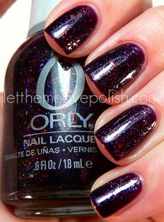 Orly - Fowl Play: Birds of a Feather Collection/ Fall 2011, want!!!
