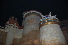 Prince Eric's Castle - The Little Mermaid - New Fantasyland - Magic Kingdom - Walt Disney World