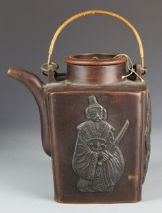 Essex Auction and Estate Services - Asian and International Arts Chocolate Pots, Chocolate Coffee, Old Tea Pots, Yixing Teapot, Jasmine Green Tea, Cute Teapot, Antique Bottles, Chinese Tea, Ceramic Teapots