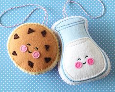 PDF Pattern Hot Cocoa Felt Pattern Kawaii Felt by sosaecaetano
