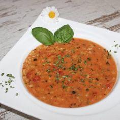 Tomatensuppe mit Nudeln aus dem TM5