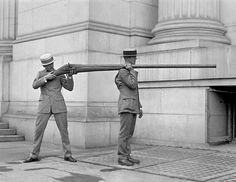 bassman5911:  Punt Gun (by S.R. Breitenstein)
