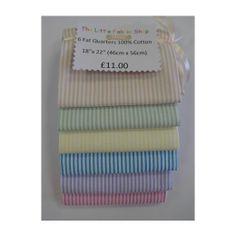 Classic Pastel Stripes