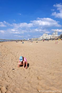 Beach, Water, Outdoor, Traveling With Children, The Hague, Netherlands, Travel Advice, Pictures, Ideas