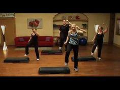 step aerobics!