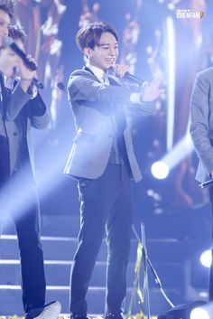 Chen - 150122 24th Seoul Music Awards