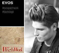 @EVOS_italia #evospatchwork scatti rubati nel #backstage della nuova collezione | http://www.evos.it