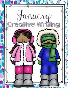 Allow your students to develop their creative writing skills with this fun winter themed book.  It is full of cute clip art and creative writing prompts that will really get your students to think outside the box! These writing prompts will encourage creative and divergent thinking and are a lot of fun for students!