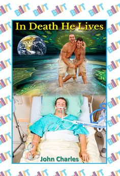 """See the Tweet Splash for """"In Death He Lives"""" by John Charles on BookTweeter"""