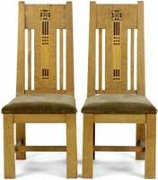 shop of the crafters cincinnati | Shop of the Crafters - Dining Chairs, Number 320. Oak & Oak Veneers ...