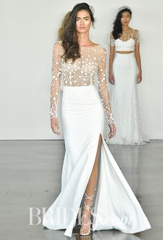 Brides: Rime Arodaky Wedding Dresses - Fall 2017 - Bridal Fashion Week
