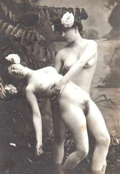 Nymphe et nymphette, c. 1900s