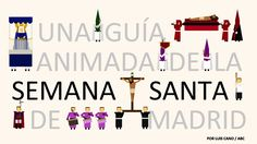Procesiones de Madrid: horarios, recorrido, liturgia, devoción y color