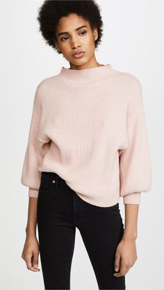 Sharing my favorite cozy sweaters for fall. I think these would be great for your next fall date night. Pink Sweater, Sweater Outfits, Fall Outfits, Cute Outfits, Tunics For Sale, Best Black Friday Sales, Cozy Sweaters, Pullover, Vestidos
