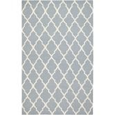 Found it at Wayfair - Swing Gray Lattice Rug - $300 - 5' x 8'