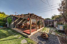 Pardee Properties - Romantic Moroccan-Inspired Outdoor Living Space in Vintage Santa Monica Home