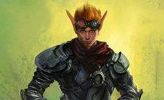 Artwork for Naughty Dog's Cancelled Jak and Daxter 4 Surfaces