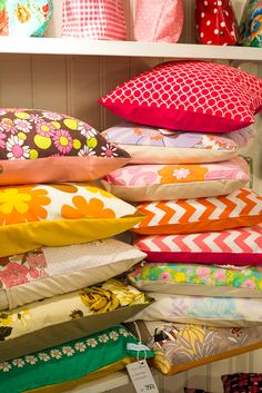 All kinds of pillow patterns