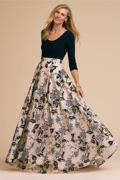 Courtesy of BHLDN; Mother of the Bride Dresses Ideas