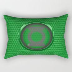 Green Lantern Rectangular Pillow