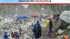 Kailash Manasarovar Yatra 2014 Selected Yatris List