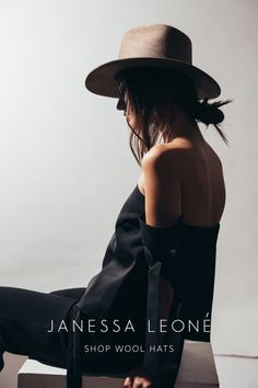 f3b24f8ea 91 Best Janessa Leoné | Womens Hats images in 2018 | Hats for women ...