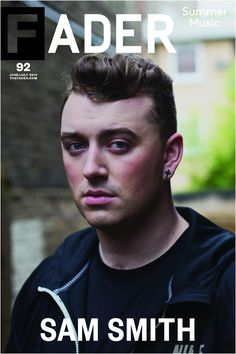 "Sam Smith / The FADER Issue 92 Cover 20"" x 30"" Poster"