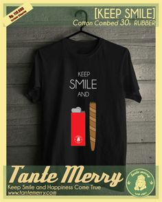 Keep Smile and Happiness Come True -  #tantemerry #ganja #cannabis #marijuana #cannabisclothing #clothing #distro #tees #t-shirt #