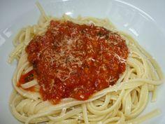 Spaghetti Napoli von Kallewirsch auf www.rezeptwelt.de, der Thermomix ® Community