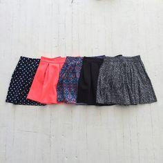Aero skirts