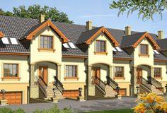 DOM KR1-30 - gotowy projekt domu