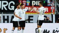 Pesta Gol, Jerman Hajar San Marino Tujuh Gol Tanpa Balas