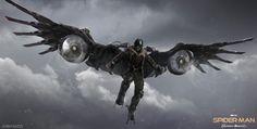 Spider-Man - Vulture | Wing Suit - Villain