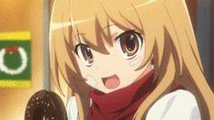 30 Day Anime Challenge Day 17: Favourite tsundere: Taiga Aisaka