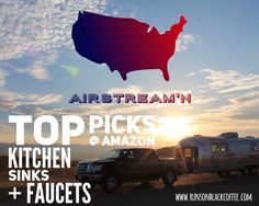 Airstream'n ~ Kitche