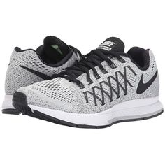 Nike Air Zoom Pegasus 32 Women's Running Shoes ($110) ❤ liked on Polyvore  featuring