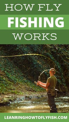 Have you been wanting to learn the addicting and fun hobby of This is a great resource to learn the basic concepts, casting plus fighting, and landing This article will give you a head start when learning how to fly fish. Fishing Videos, Fishing Tools, Gone Fishing, Best Fishing, Fishing 101, Fishing Tricks, Fishing Stuff, Fishing Quotes, Sport Fishing