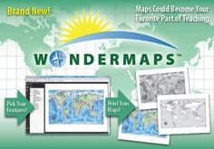 Discover how much excitement maps and geography will add to your learning experience through the amazing features of WonderMaps.  WonderMaps includes:   65+ maps of the world 60+ maps of the USA 130+ historical maps, including 25 biblical maps The complete map sets from The Mystery of History vols. I–III and All American History vols. I & II
