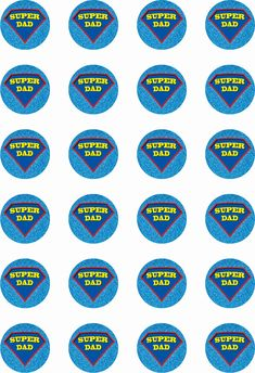 Baking Bling Decorations & Cake Toppers Home, Furniture & DIY Happy Fathers Day Cake, Father's Day Printable, Edible Printing, Super Dad, E Bay, Holiday Crafts, Cake Toppers, Cupcake, Dads