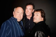 Neil Peart with Tenacious D Picture