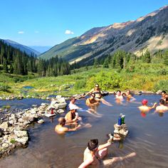 9 awesome ways to spend a free day in Colorado (check locations to make sure but interesting list)