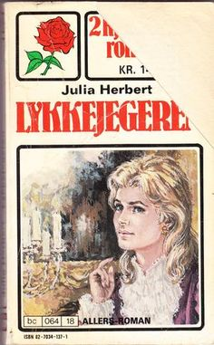 """""""Fortune Hunter"""" av Julia Herbert"""