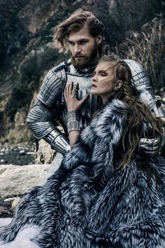 armor, medieval, and warrior image Foto Fantasy, High Fantasy, Medieval Fantasy, Medieval Life, Fantasy Art, Fantasy Inspiration, Story Inspiration, Character Inspiration, Image Fashion