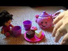 Tea Pot Video Modeling - Play Video Modeling