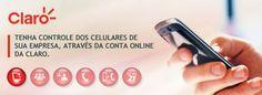 Conta online da Claro celular #claro